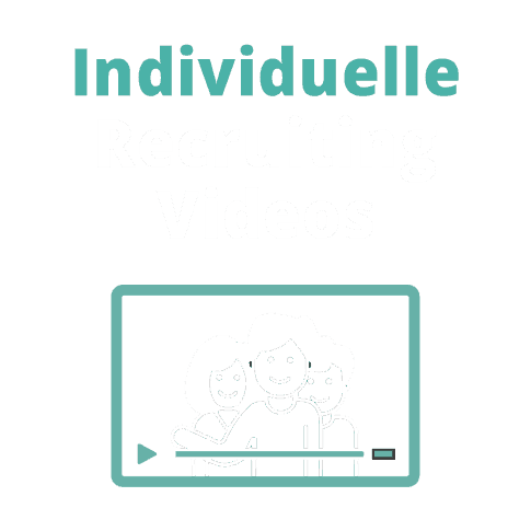 Illustration Individuelle Recruiting-Videos