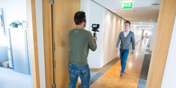 Szenische Videoproduktion mit Steadicam