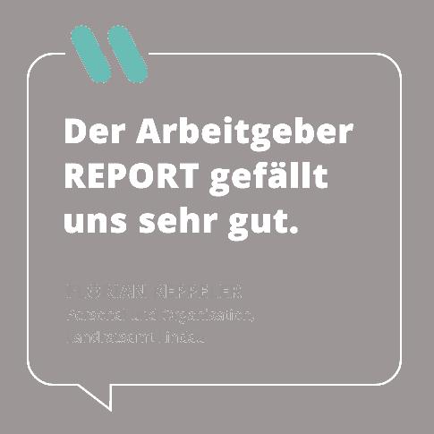 Testimonial Landratsamt Lindau: Der ArbeitgeberREPORT gefällt uns sehr gut